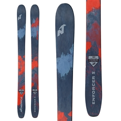 Nordica Enforcers S Skis Blue/Red - 2019