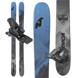 Nordica Enforcer 104 Free Skis W/Attack 13 Bindings - 2020