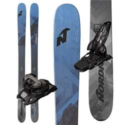 Nordica Enforcer 104 Free Skis W/Marker Griffon Bindings- 2020