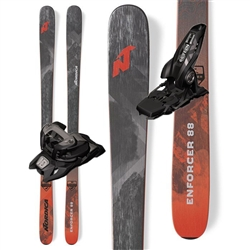 Nordica Enforcer 88 Skis - 2020 With Marker Griffon bindings