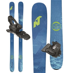 Nordica Santa Ana 88 Skis - 2020 W/Attack 11 Bindings