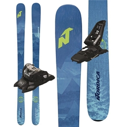 Nordica Santa Ana 88 Skis - 2020 W/Marker Squire Bindings
