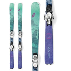 Nordica Astral 78 CA Skis W/ TP2 10 Bindings - 2020