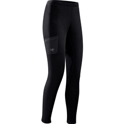 Arcteryx Women's Rho AR Bottom Black - 2019