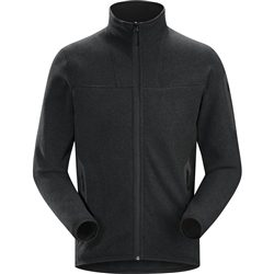 Arcteryx Men's Covert Cardigan Black Heather - 2019