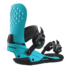 Union Men's Strata Hyperblue Snowboard Bindings - 2019