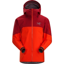 Arcteryx Men's Rush Jacket Firecracker - 2019