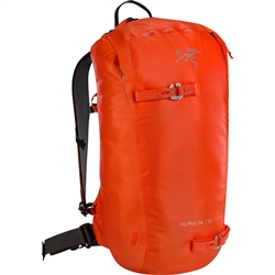 Arcteryx Men's Alpha SK 32 Backpack Flare - 2019