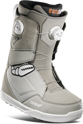 ThirtyTwo Lashed Double BOA Men's Snowboard Boots Grey Colorway
