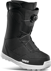 ThirtyTwo Shifty BOA Men's Snowboard Boots 2021 Black Colorway