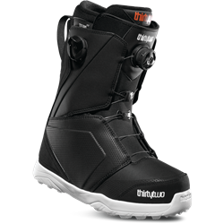 ThirtyTwo Lashed Double Boa Snowboard Boots Black - 2019