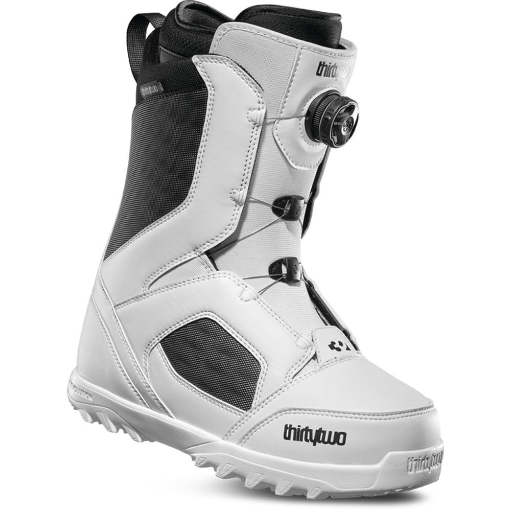 ThirtyTwo Stw Boa Snowboard Boots White