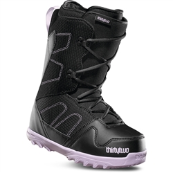 ThirtyTwo Exit Women's Snowboard Boots Black/Purple - 2019