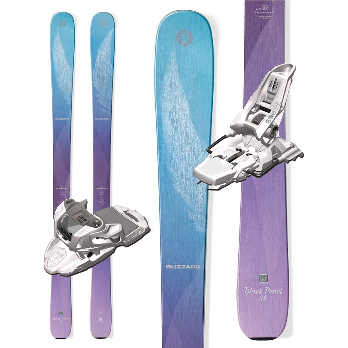 Blizzard Black Pearl 88 Skis - Women s 2018 a83f3c21c