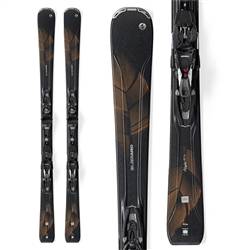 Blizzard Alight 8.0 Ca Women's Skis W/TLX 11 Bindings - 2018
