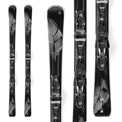 Blizzard Alight 8.0 Ti Women's Skis W/TCX 12 Bindings - 2018