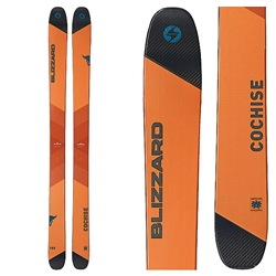 Blizzard Cochise Skis - 2018