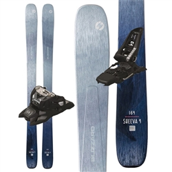 Blizzard Sheeva 9 Skis - 2020 With Marker Squire Bindings