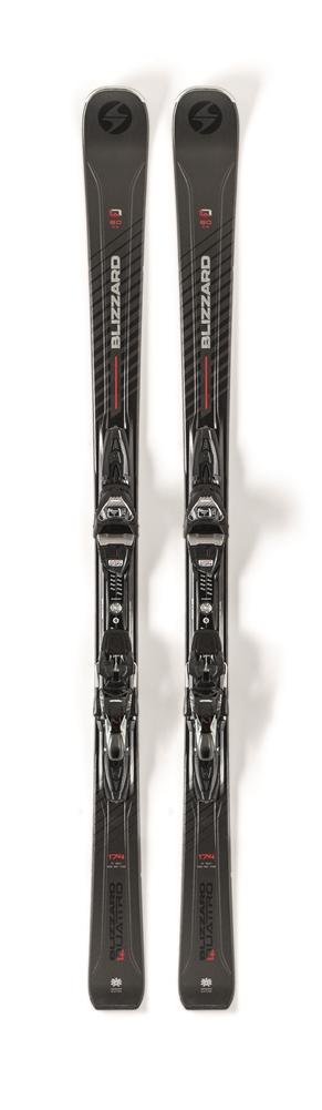 2020 Blizzard Quattro 8.0 Ca Skis w//TPX 12 Bindings