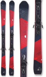 Fischer Pro Mtn 80 Twin Skis W/ MBS 11 Powerrail Bindings - 2019