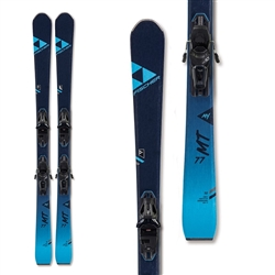 Fischer My Pro Mt 77 Skis W/ My RS 10 Powerrail Bindings - 2020