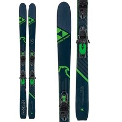Fischer Ranger 85 Skis W/RSW 11 Bindings- 2020