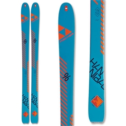 Fischer Hannibal 96 Carbon Skis - 2021