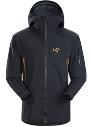 Arc'teryx Men's Sabre AR Jacket 24K Black