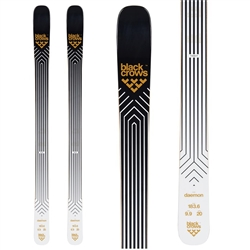 Black Crows Daemon Skis - 2020