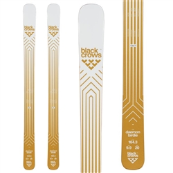 Black Crows Daemon Birdie Women's Skis - 2020