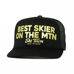 STAS- Best Skier on the Mountain Trucker
