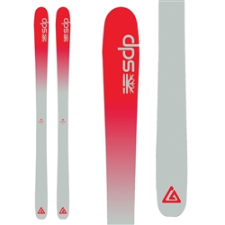DPS Cassiar F87 Skis Foundation - 2019