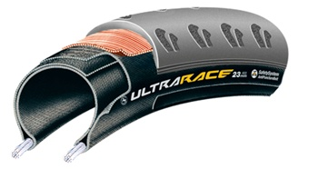 Continental Ultra Race Foldable bike Tire