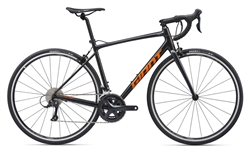 Giant Contend 1 Bike Gunmetal Black