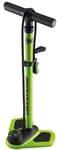 Cannondale Bicycle Floor Pump w/Gauge - Green