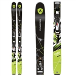 Dynastar Powertrack 89 Fluid Skis W/SPX 12 Bindings - 2017