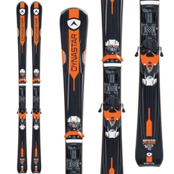 Dynastar Speed Zone 12 TI (KONECT) Skis W/SPX 12 KONECT DUAL WTR Bindings - 2018