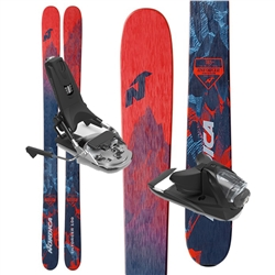 Nordica Enforcer 100 Skis W/ Look Pivot 14 Bindings - 2018