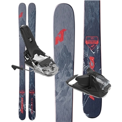 Nordica Enforcer 93 Skis W/ Look Pivot 14 WTR