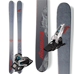 Nordica Enforcer 93 Skis  2017