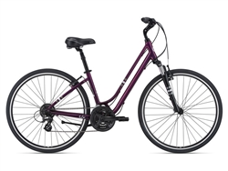 LIV Flourish FS 1 2021 Bike