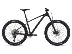Giant Fathom 2 Bike 2021 Black and Rosewood Colorway