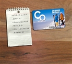 Colorado Ski Shop Gift Card