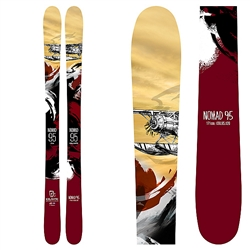 Icelantic Nomad 95 Skis - 2018