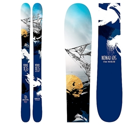 Icelantic Nomad 105 Skis - 2018