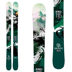 Icelantic Nomad 115 Skis - 2018