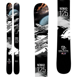 Icelantic Nomad 125 Skis - 2018