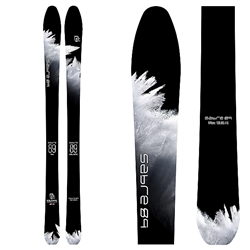 Icelantic Sabre 89 Skis - 2018