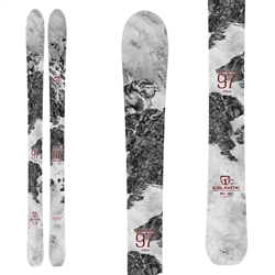 Icelantic Vanguard 97 Skis - 2018