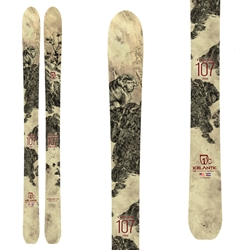 Icelantic Vanguard 107 Skis - 2018